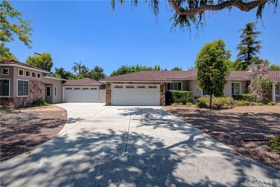 Fullerton Single Family Home For Sale: 1001 Dolores Drive