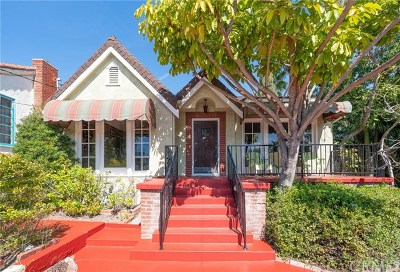 San Pedro Single Family Home For Sale: 1102 W 11th St.