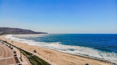 Redondo Beach Condo/Townhouse For Sale: 810 Esplanade #C