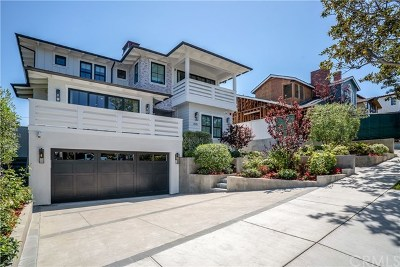 Manhattan Beach Single Family Home For Sale: 676 18th Street