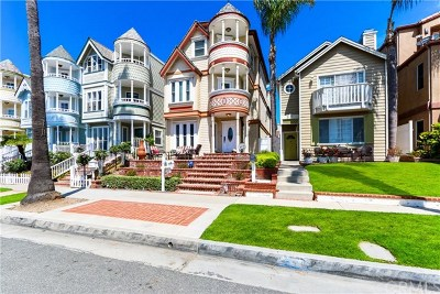 Huntington Beach Single Family Home For Sale: 315 21st Street