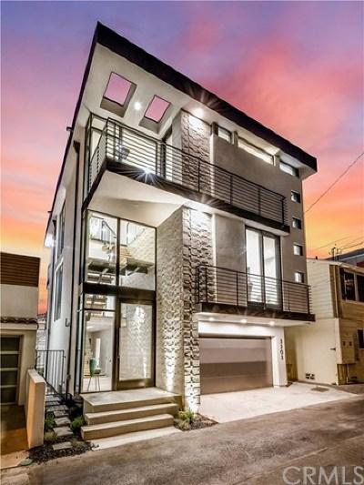 Single Family Home For Sale: 3203 Vista Drive