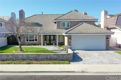 Huntington Beach Single Family Home For Sale: 9391 Gateshead Drive