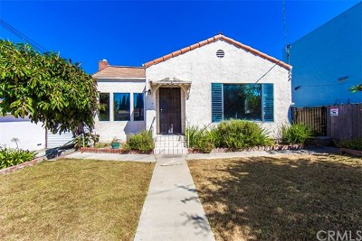 San Pedro Single Family Home Active Under Contract: 421 W Elberon Avenue
