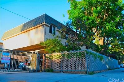 Northridge Condo/Townhouse For Sale: 17155 Roscoe Boulevard #5