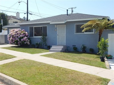 Los Angeles County Rental For Rent: 804 Opal Street