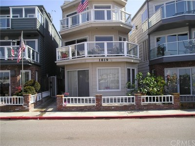 Newport Beach Rental For Rent: 1819 W Bay Avenue #A