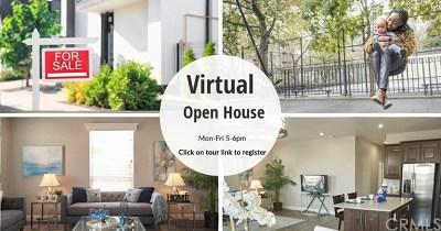 Long Beach Single Family Home For Sale: 3595 Santa Fe Avenue #289