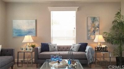 Long Beach Single Family Home For Sale: 3595 Santa Fe Avenue #141