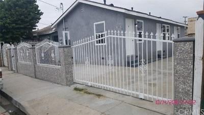 Compton Multi Family Home For Sale: 123 E Maple Street