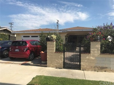 Lawndale Single Family Home For Sale: 4053 W 164th Street