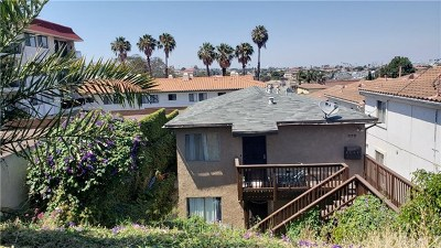 San Pedro Multi Family Home For Sale: 772 W 21st Street