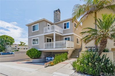 Hermosa Beach Condo/Townhouse For Sale: 546 11th Street #B