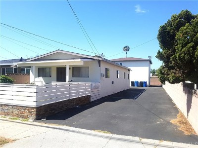 San Pedro Multi Family Home For Sale: 616 W Ofarrell Street