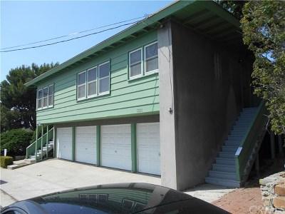 San Pedro Multi Family Home For Sale: 3531 S Peck Avenue