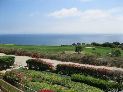 Rancho Palos Verdes Condo/Townhouse For Sale: 3200 La Rotonda Drive #202