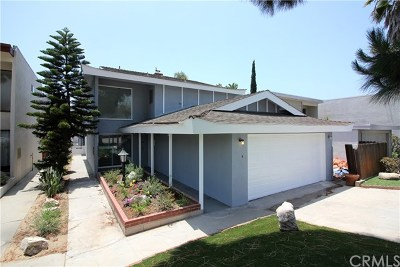 Los Angeles County Rental For Rent: 1322 Amethyst #C