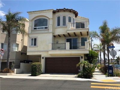 Manhattan Beach Condo/Townhouse For Sale: 305 1st Street