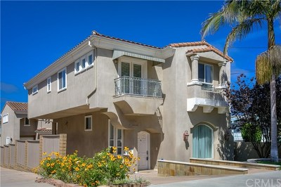 Los Angeles County Rental For Rent: 213 N Juanita Avenue #A