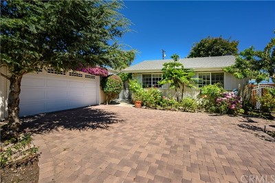 Rancho Palos Verdes Single Family Home For Sale: 27116 Freeport Road