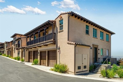 Rancho Palos Verdes Condo/Townhouse For Sale: 1031 Calle Stellare
