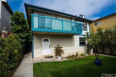 Los Angeles County Rental For Rent: 206 N Prospect Avenue #1/2