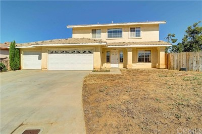 Beaumont Single Family Home For Sale: 1589 Trinette Drive