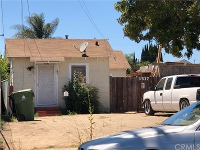 Wilmington CA Multi Family Home For Sale: $390,000