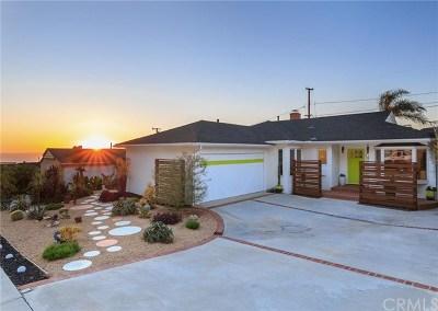 Redondo Beach Single Family Home For Sale: 121 Calle De Arboles