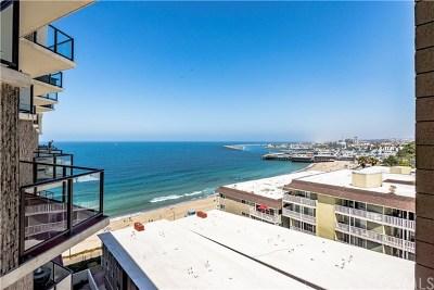 Redondo Beach Condo/Townhouse For Sale: 531 Esplanade #701