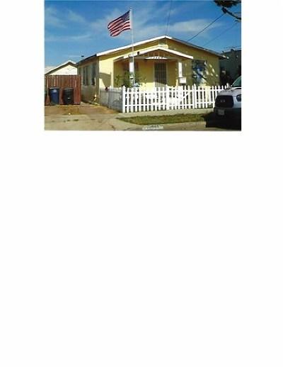 Hawthorne Single Family Home For Sale: 13844 Washington Avenue