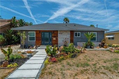 Downey Single Family Home For Sale: 9723 Tristan Drive