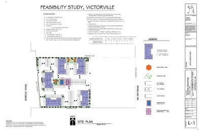 Victorville Residential Lots & Land For Sale: Borego Road