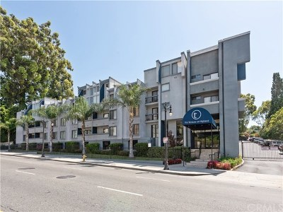 Hollywood Condo/Townhouse For Sale: 1940 N Highland Avenue #15
