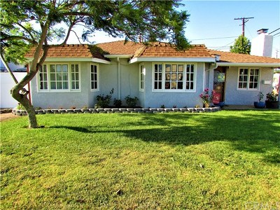 Torrance Single Family Home For Sale: 3113 W 187th Place