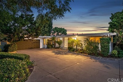 Rancho Palos Verdes Single Family Home For Sale: 10 Stirrup Road