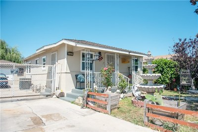 Lawndale Single Family Home For Sale: 4137 W 159th Street