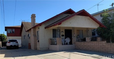 San Pedro Multi Family Home For Sale: 553 W 13th Street