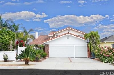 Single Family Home For Sale: 23222 Falena Avenue
