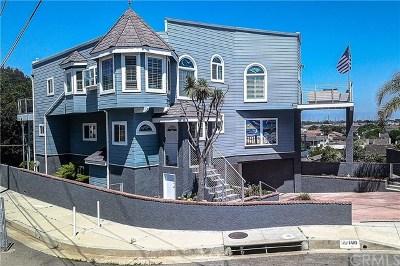 Redondo Beach Single Family Home For Sale: 1410 Diamond Street