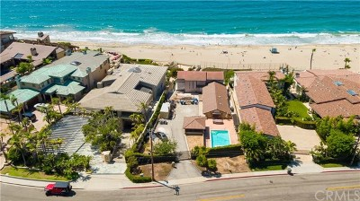 Hermosa Beach, Palos Verdes Estates, Palos Verdes Peninsula, Rancho Palos Verdes, Redondo Beach, Rolling Hills Estates Single Family Home For Sale: 425 Paseo De La Playa