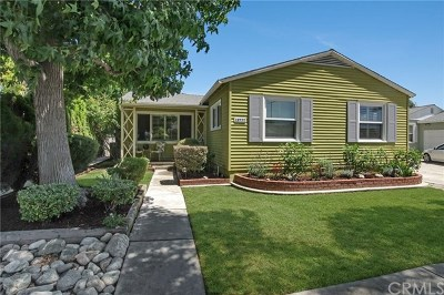 Single Family Home For Sale: 13222 Hindry Avenue
