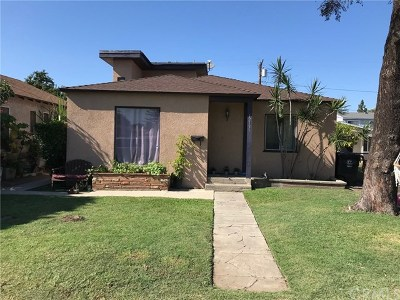 Hawaiian Gardens Single Family Home For Sale: 12131 215th Street