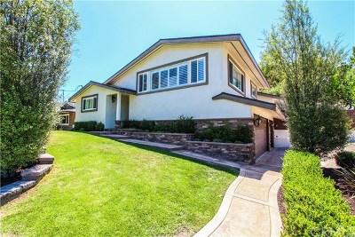 Rancho Palos Verdes Single Family Home For Sale: 5536 Montemalaga Drive