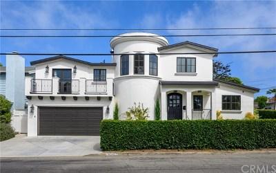 Manhattan Beach Single Family Home For Sale: 900 N Dianthus Street