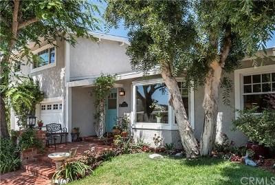 Manhattan Beach Single Family Home For Sale: 933 28th Street