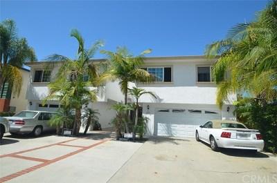 Torrance Multi Family Home For Sale: 625 Amapola Avenue