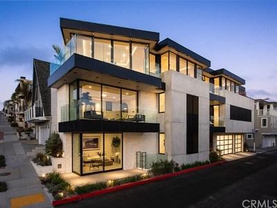Manhattan Beach Single Family Home For Sale: 2016 Ocean Drive