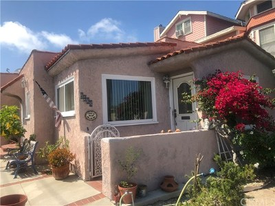 San Pedro CA Single Family Home For Sale: $549,000
