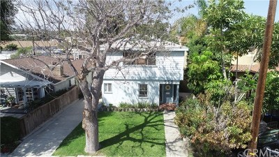 Manhattan Beach Single Family Home For Sale: 559 33rd Street